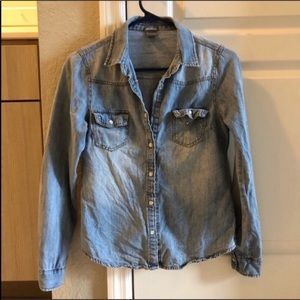 Charlotte Russe Denim Jacket